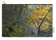 Romantic Autumn Rendezvous Carry-all Pouch