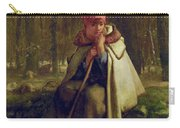 Seated Shepherdess Carry-all Pouch