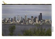 Seattle At Its Best Carry-all Pouch