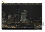 Seattle At Night Carry-all Pouch