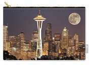 Seattle Full Moon Carry-all Pouch