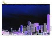 Seattle Blue 2 Carry-all Pouch