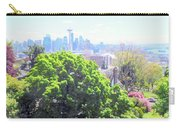 Seattle From A Hill Carry-all Pouch