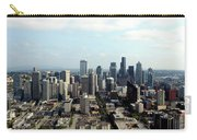 Seattle From Above Carry-all Pouch