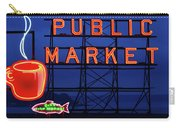 Seattle Glow Carry-all Pouch
