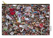 Seattle Gum Wall #2 Carry-all Pouch