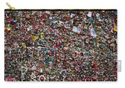 Seattle Gum Wall Carry-all Pouch