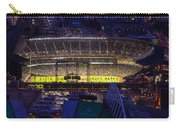 Seattle Mariners Safeco Field Night Game Carry-all Pouch