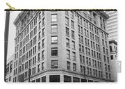 Seattle - Misty Architecture Bw Carry-all Pouch