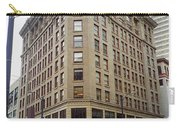 Seattle - Misty Architecture Carry-all Pouch