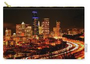 Seattle Night Traffic Carry-all Pouch