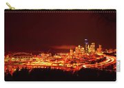 Seattle Night Traffic Too Carry-all Pouch