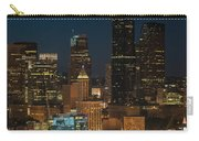 Seattle Seahawks Where The Magic Happens Carry-all Pouch