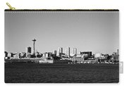 Seattle Skyline #2 Carry-all Pouch