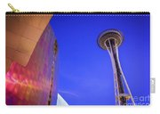 Seattle Space Needle Carry-all Pouch