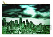 Seattle - The Emerald City Carry-all Pouch