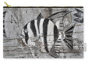 Seawall Art Carry-all Pouch