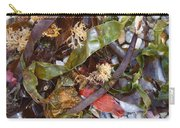 Seaweed And Pebbles Carry-all Pouch