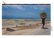 Seaweed Farmer Carry-all Pouch