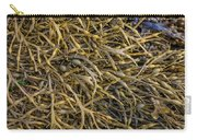 Seaweed On The Coast Of Iceland Carry-all Pouch