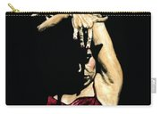 Seclusion Del Flamenco Carry-all Pouch