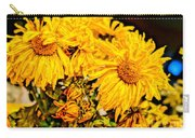 Flowers - Second Life Carry-all Pouch