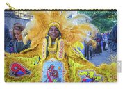 Second Line Nola _ Painted Carry-all Pouch