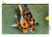 Secrets Of The Wild Koi 15  Carry-all Pouch