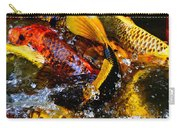Secrets Of The Wild Koi 2 Carry-all Pouch