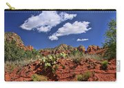 Sedona # 16 - Red Rocks Carry-all Pouch