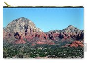 Sedona Arizona City Scape Carry-all Pouch