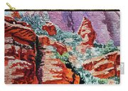 Sedona Arizona Rocky Canyon Carry-all Pouch