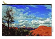 Sedona Capitol Butte Carry-all Pouch