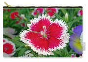 Sedona Dianthus Carry-all Pouch