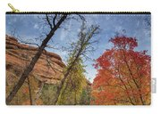 Sedona Fall Colors Carry-all Pouch