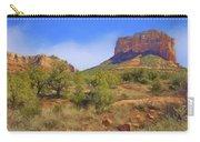 Sedona Landscape - 1 - Arizona Carry-all Pouch