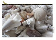 See Sea Shells Fom The Sea Carry-all Pouch