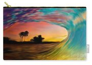 See Thru Wave Carry-all Pouch