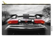 See You Later - Pontiac Trans Am Carry-all Pouch