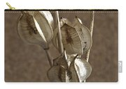 Seed Pods Macro Carry-all Pouch