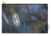 Seeds In A Pod Dark Carry-all Pouch
