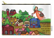Seeds Of Love Carry-all Pouch