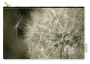 Seedy Dandelion Carry-all Pouch