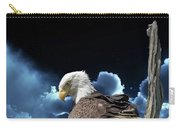 Seeing Eye To Eye Under The Moonlight Carry-all Pouch
