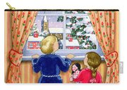 Seeing The Snow Carry-all Pouch by Lavinia Hamer