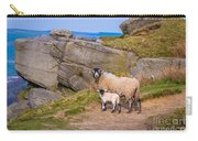 Seep And Lamb Carry-all Pouch