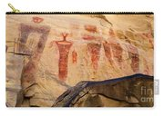Sego Petroglyphs Utah 3 Carry-all Pouch