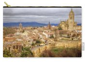 Segovia Cathedral View Carry-all Pouch