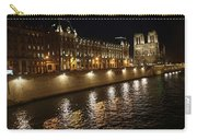 Seine - Notre Dame Carry-all Pouch