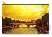 Seine View Carry-all Pouch